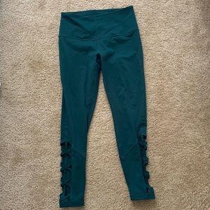 Zella high waisted ballet crop leggings